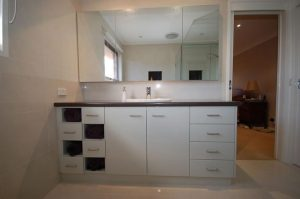 Custom Made Bathroom Furniture