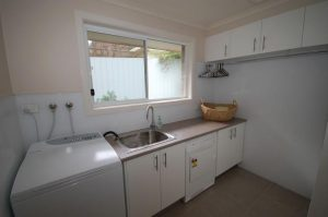 Laundry Cupboards, Benches, Cabinets & Renovations